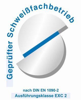 Schweißfachbetrieb Logo ohne Nummern